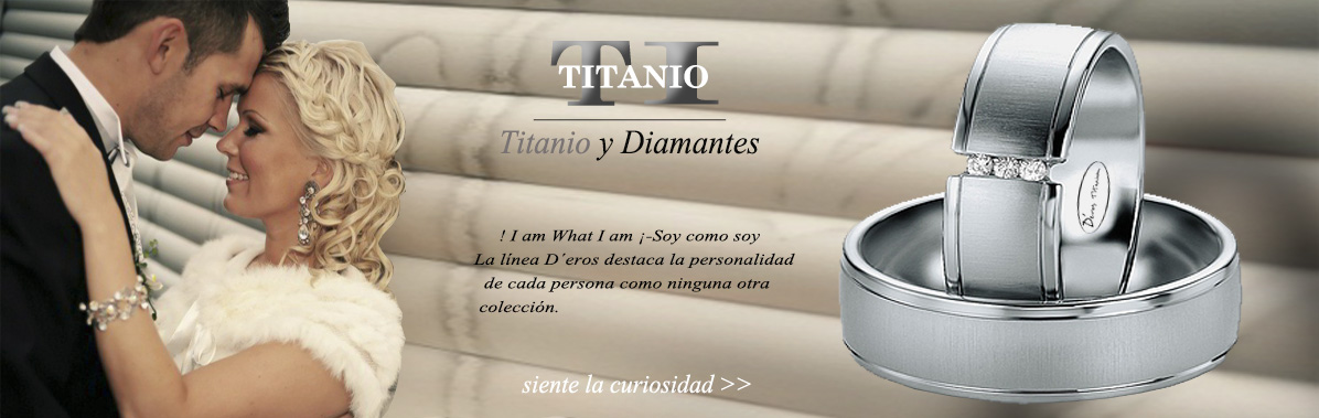 titanio y diamantes